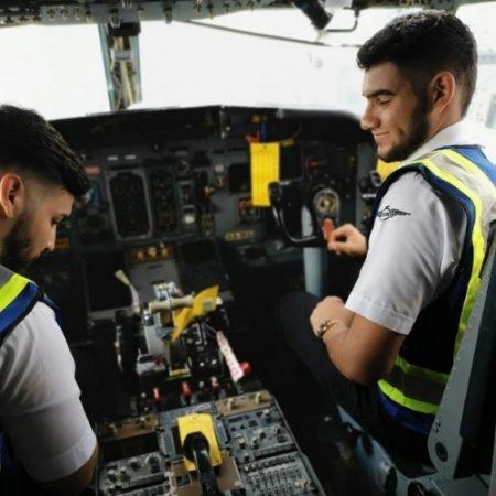 Piloto Comercial de Ala Fija